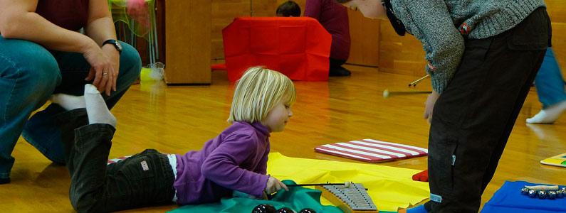 Actividades extraescolares de chiquirritmo en Madrid