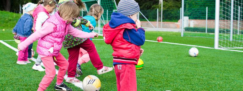 Actividades extraescolares de fútbol sala en Madrid