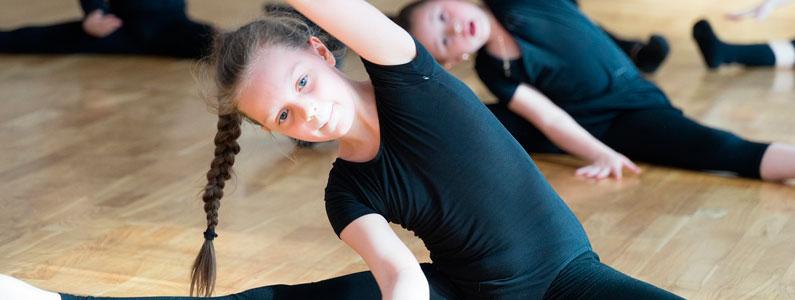 Actividades extraescolares de gimnasia rítmica en Madrid