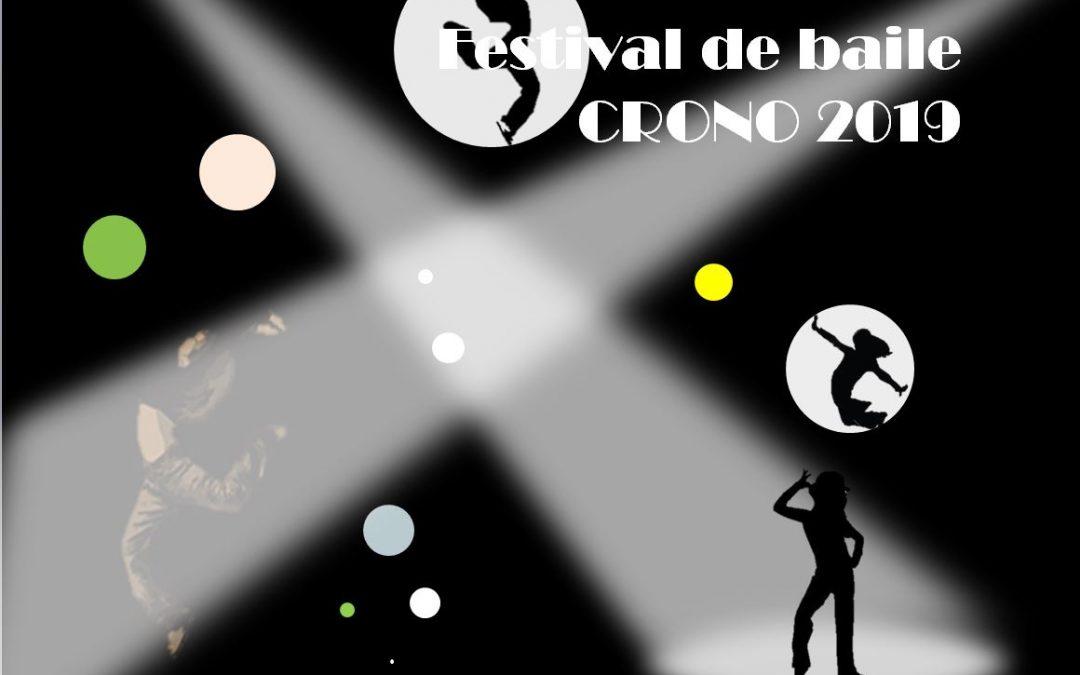 Exhibición de baile Crono 2019